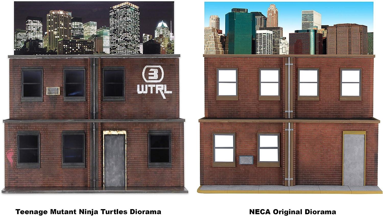 NECA Originals - Street Scene Diorama