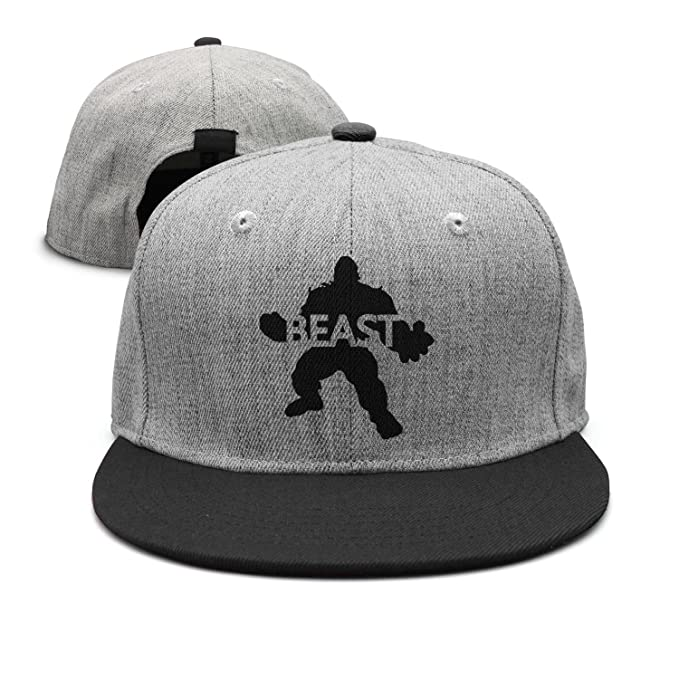 SJSNBZ Gym Beast Hulk Fashion Womens Mens dad hat at Amazon Men s ... 5951b1a60b8