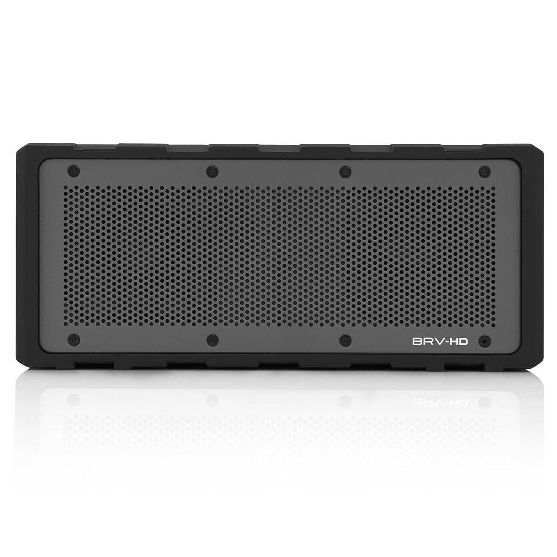 Braven BRV-HD - Altavoz portátil con Bluetooth, Color Negro y Gris
