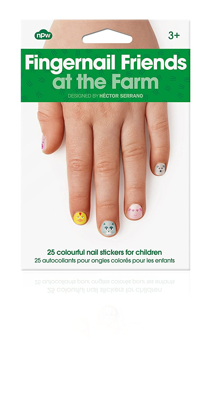 Fingernagel Freunde auf dem Bauernhof - Nagel Aufkleber Stickers für ...