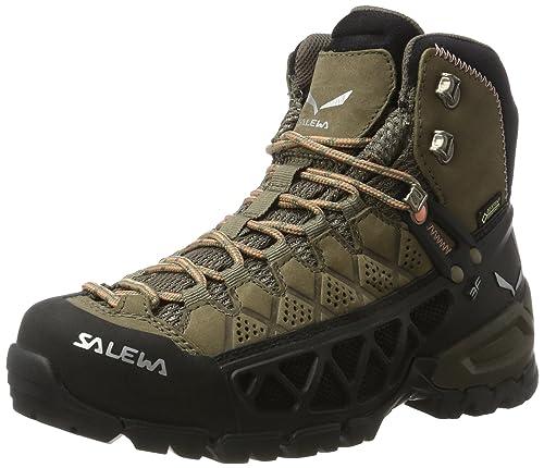 SALEWA Alp Flow Mid Gore-Tex Scarpe da Trekking ed Escursionismo Donna
