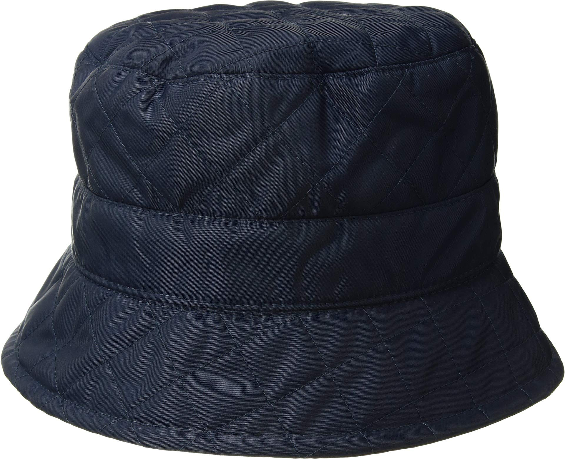 San Diego Hat Company Women's Quilted Rain Hat, Navy, OS