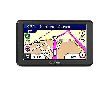 "Garmin Dēzl 560LMT EU - GPS para camiones de 5"", mapas de Europa,"
