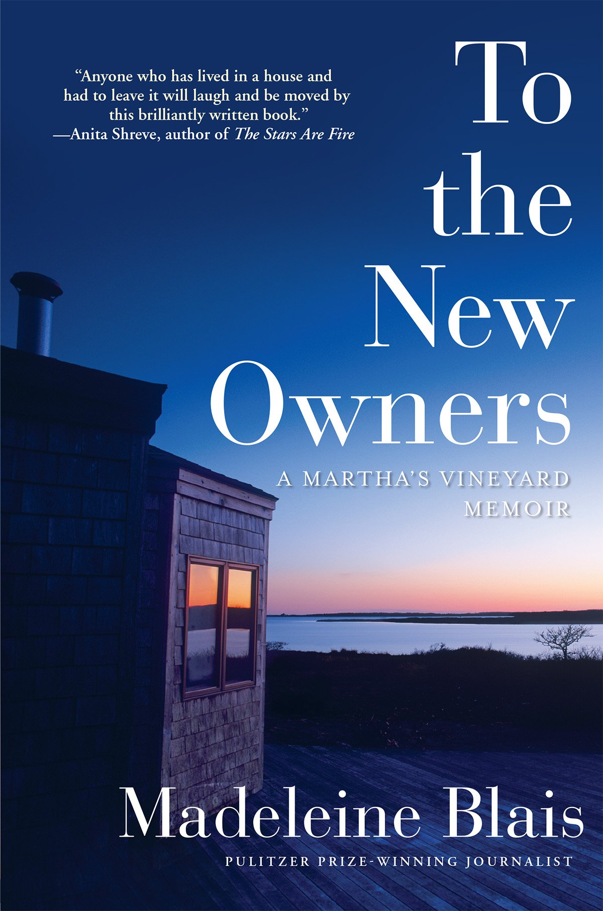 To The New Owners: A Martha's Vineyard Memoir: Madeleine Blais:  9780802126573: Amazon: Books