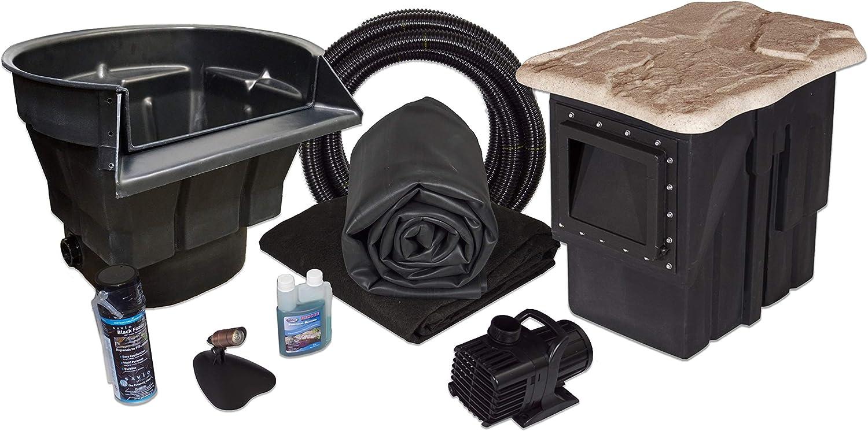Amazon.com: MDP Series Patriot EPDM hule kits de estanque ...