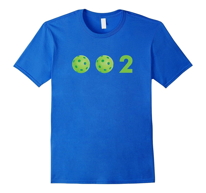 de901d28b Zero Zero Two - 0 0 2 Cute Funny Pickleball T-Shirt ...