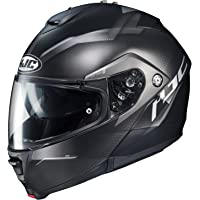 HJC - Casco unisex para adulto con modular/abatible IS-MAX II Dova (MC-5SF, XXL)