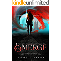 Emerge: Immortals of Indriell (Book 1) book cover