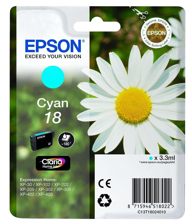 81dee05337b Epson XP30 102 202 302 405 Ink Cartridge