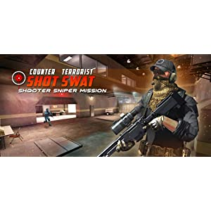 Counter Terrorist Shot SWAT Sniper Shooting Mission: Amazon.es: Appstore para Android