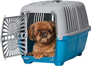 Midwest Spree Travel Carrier | Hard-Sided Pet Carriers Ideal for Extra-Small Dogs, Cats & Other Small Animals