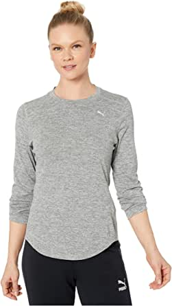 PUMA Women's Long Sleeve Tee