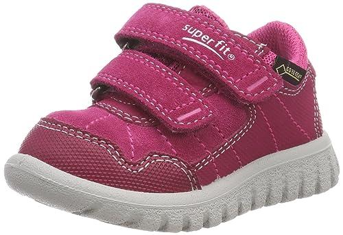 Superfit Baby M/ädchen Sport7 Mini Sneaker