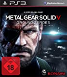 Metal Gear Solid 5 - Ground Zeroes - [PlayStation 3]