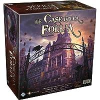 Asmodee Italia-Le Case della Follia 2A Edizione, Gioco da Tavolo, Colore, 9400