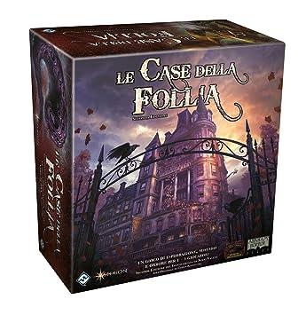 Asmodee Le Case Della Follia 2a Edizione Gioco Da Tavolo Colore 9400