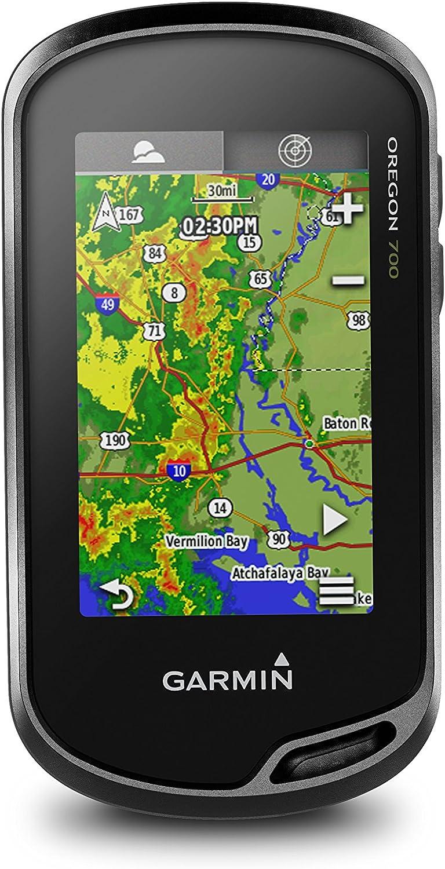 Garmin Oregon 700 Worldwide Handheld GPS