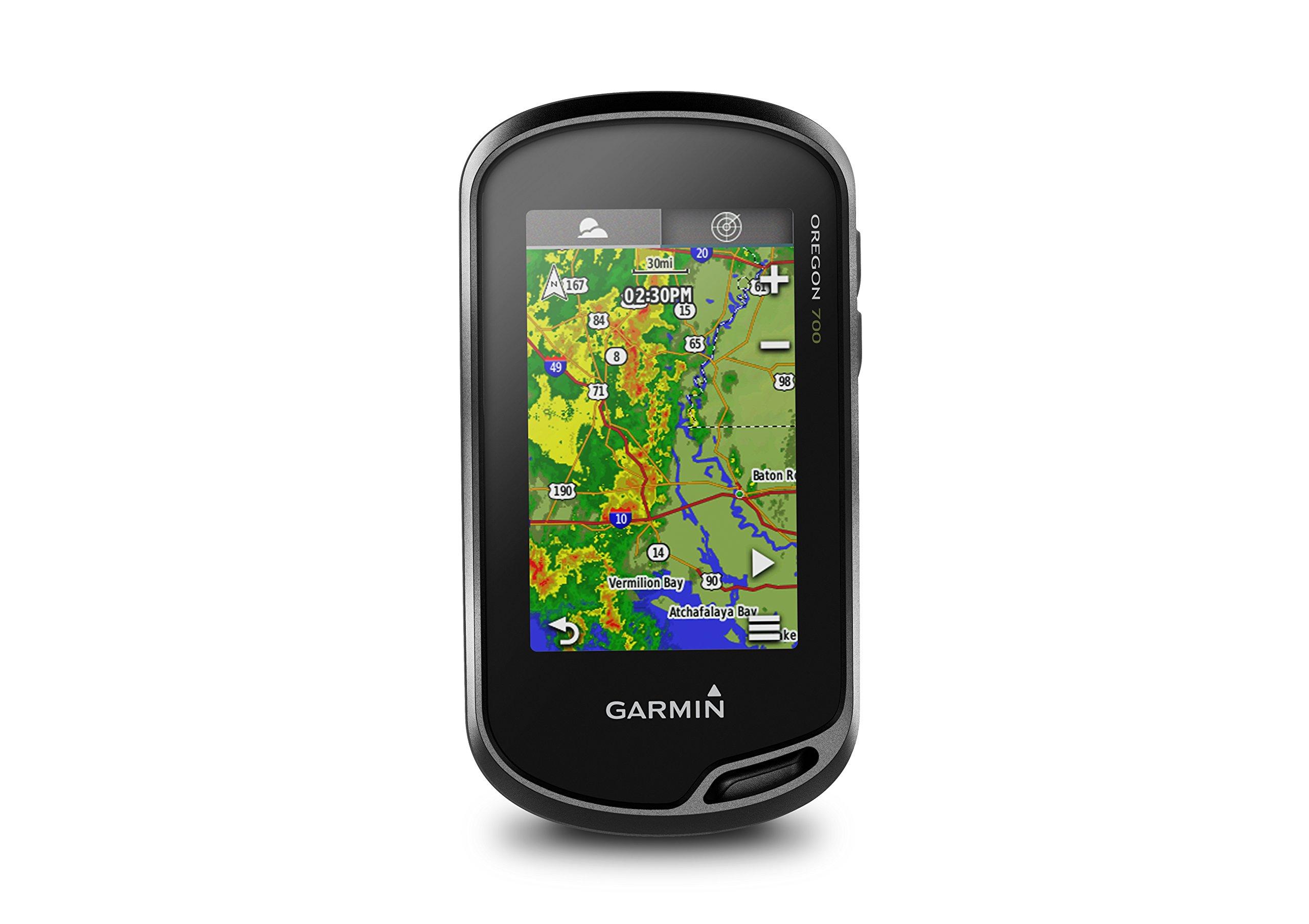Garmin Oregon 700 Handheld GPS by Garmin
