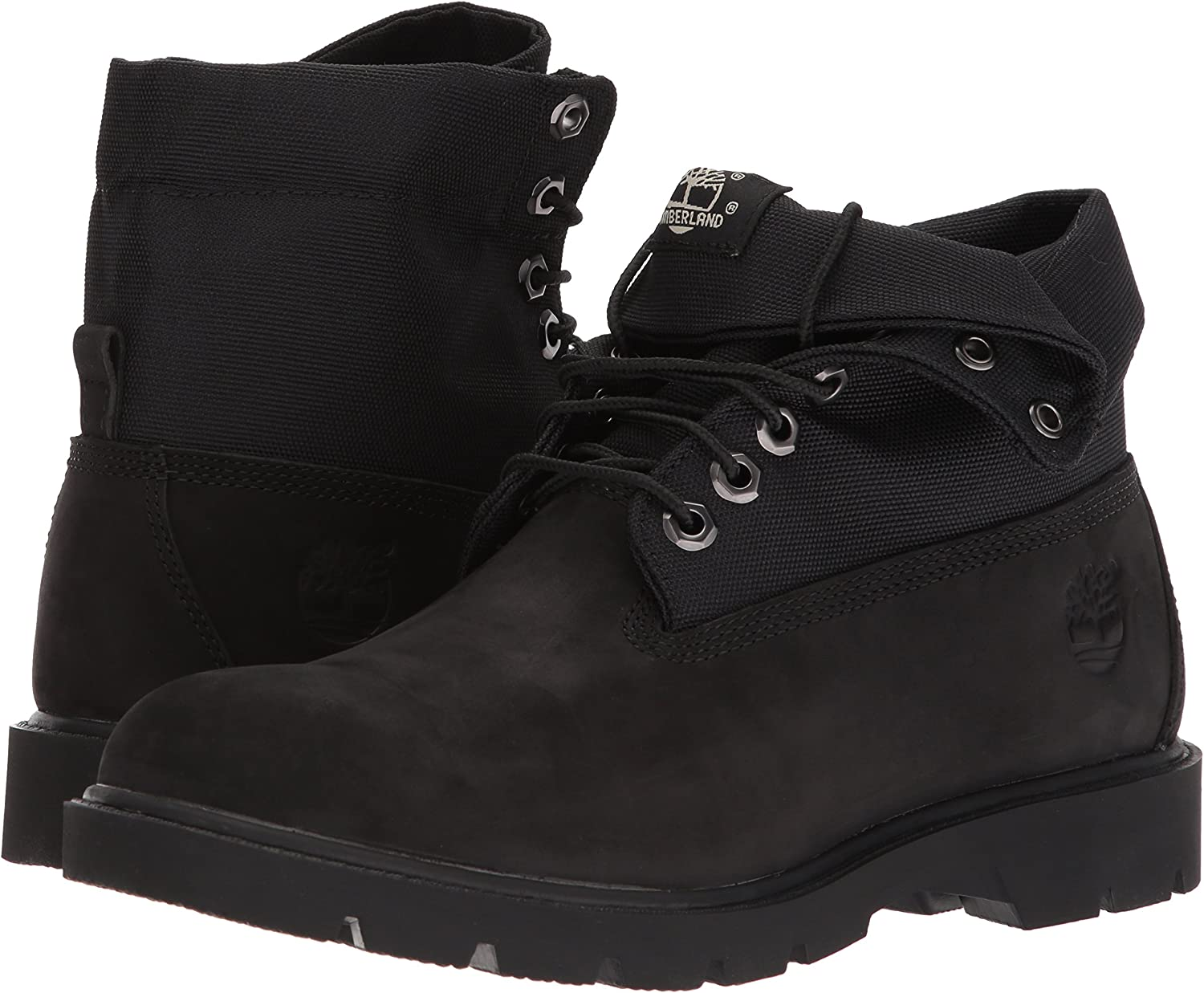 Basic Single Roll Top Ankle Boot