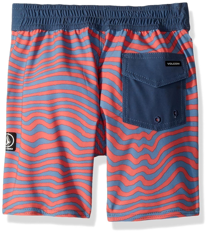 Volcom Boys Tropic Elastic 12.5 Little Youth Boardshort