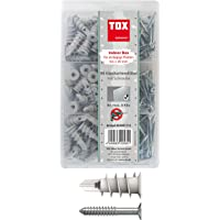 TOX Gipsplaatpluggen - assortiment Indoor Box 180 stuks, 1 stuk, 09490112