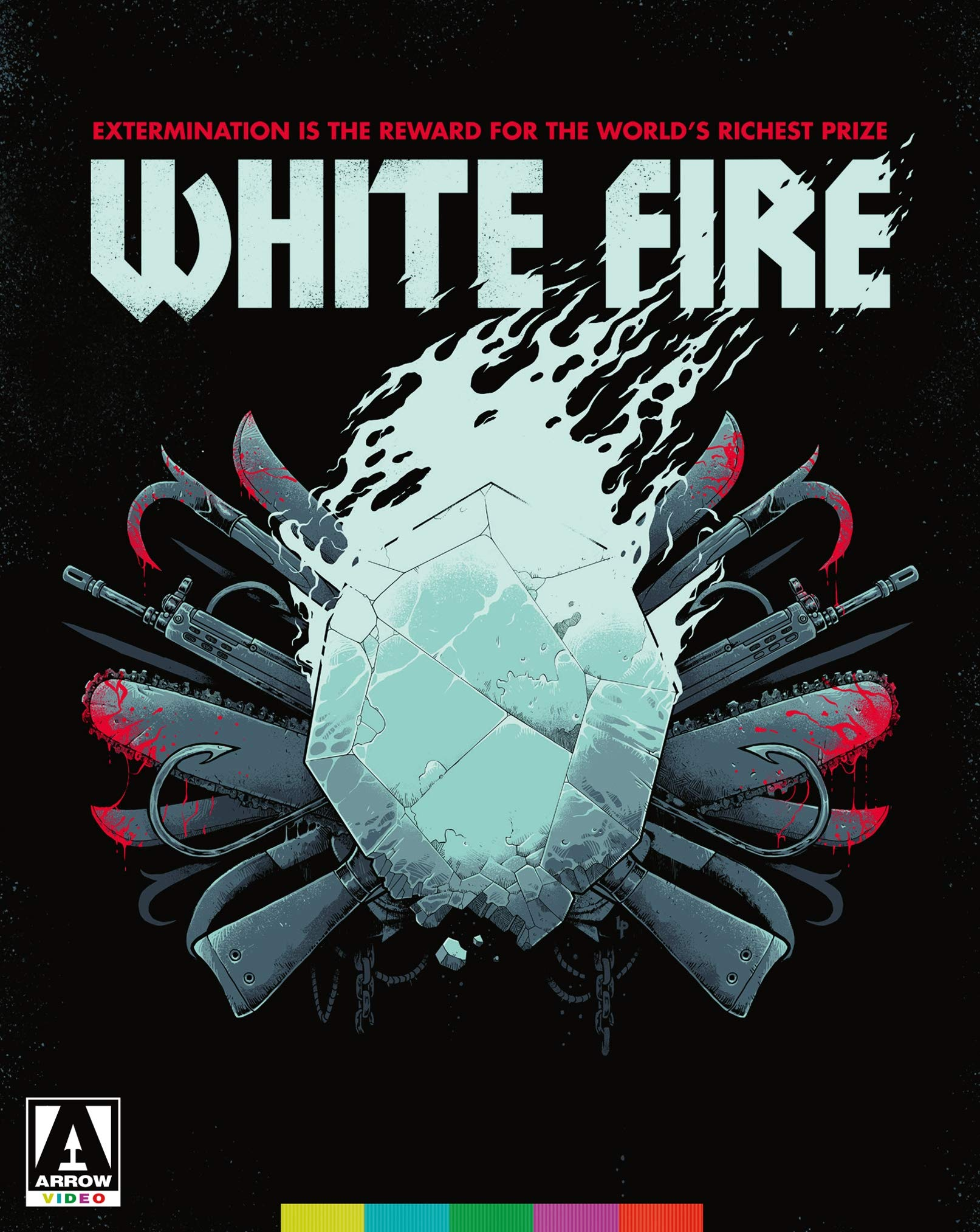 White Fire [Blu-ray]