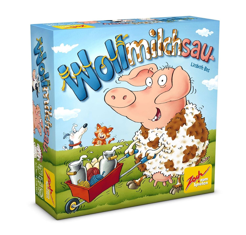 Zoch Verlag Wollmilchsau Card Game ZOCH601105010