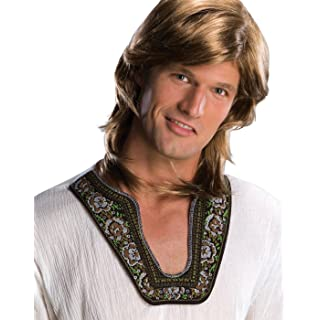 Rubie's 70's Dude Wig, Multicolor, One Size