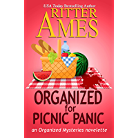 Organized for Picnic Panic: A Cozy Mystery (The Organized Mysteries Book 6) (English Edition)