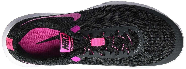 Nike Women's Flex Experience Rn 5 Running Shoe B01A6K69OO 7.5 D - Wide|Anthracite/Pink Blast/Black