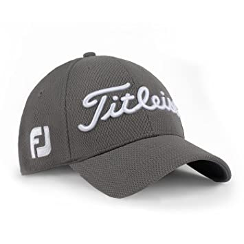 TITLEIST Men s Golf Cap (Players Deep Back)  Amazon.co.uk  Sports ... beeb289c441