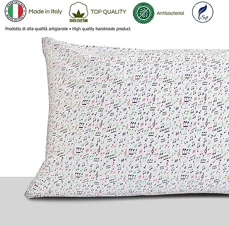 Federe Cuscini 50 X 80.Giovanni Dolcinotti Bed Collection Classic Set 2 Federe Cuscino