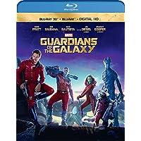 Guardians of the Galaxy [Blu-ray 3D + Blu-ray + Digital Copy] (Bilingual)