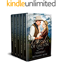 The Brides of Dalton Series: Mail Order Bride Historical Western Box Set