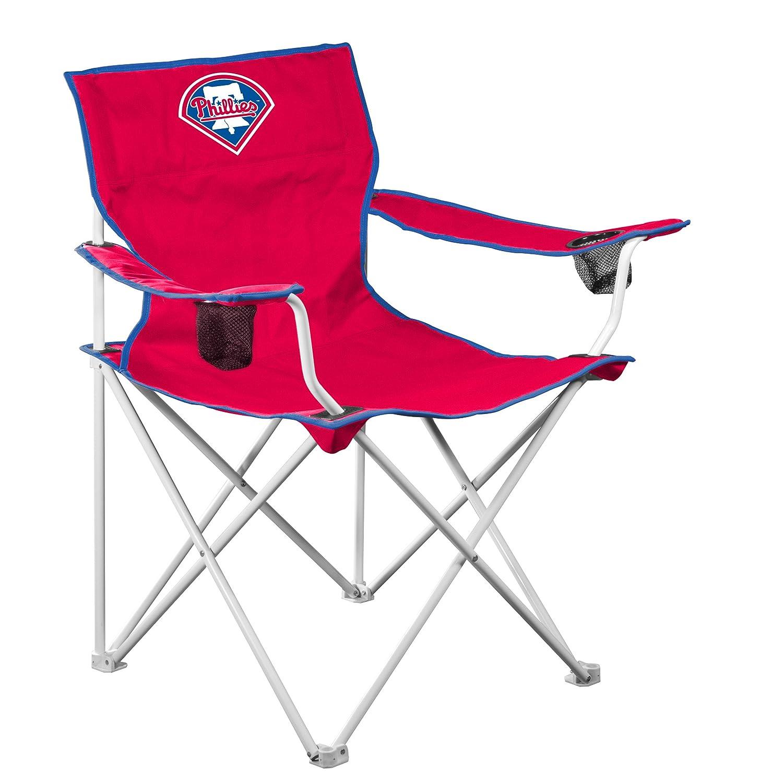Amazon MLB P delphia Phillies Deluxe Folding Chair Sports