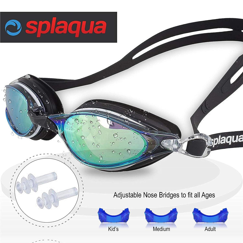 ec7984853af7 Amazon.com  Splaqua Swim Goggles
