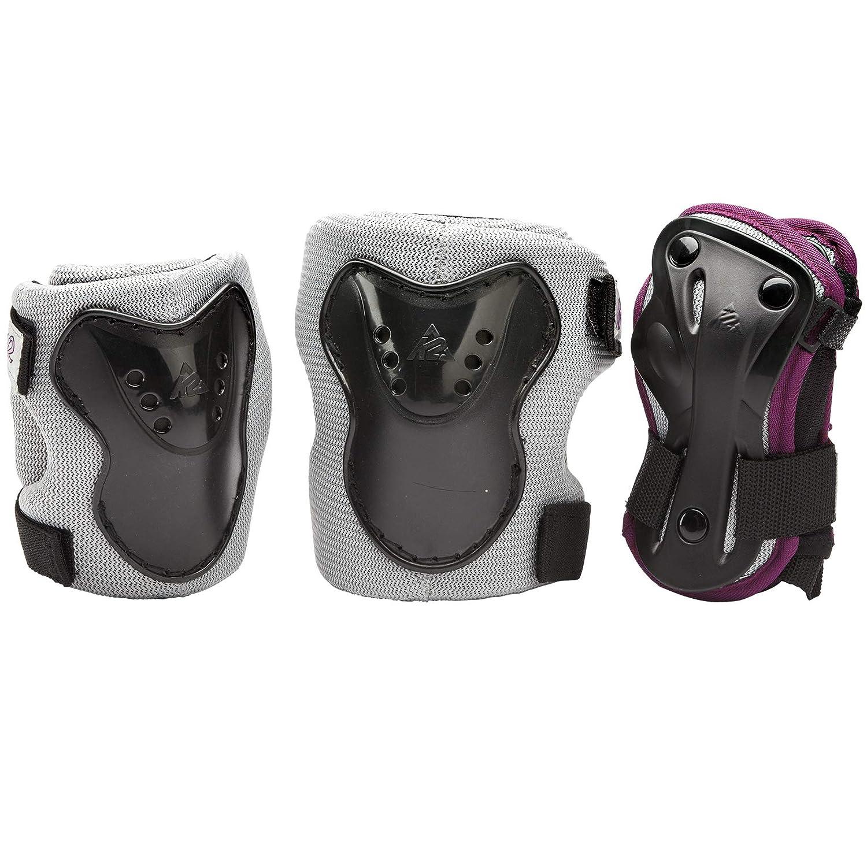 K2 Charmpro Pack de protège-poignet + Coudière + Genouillère