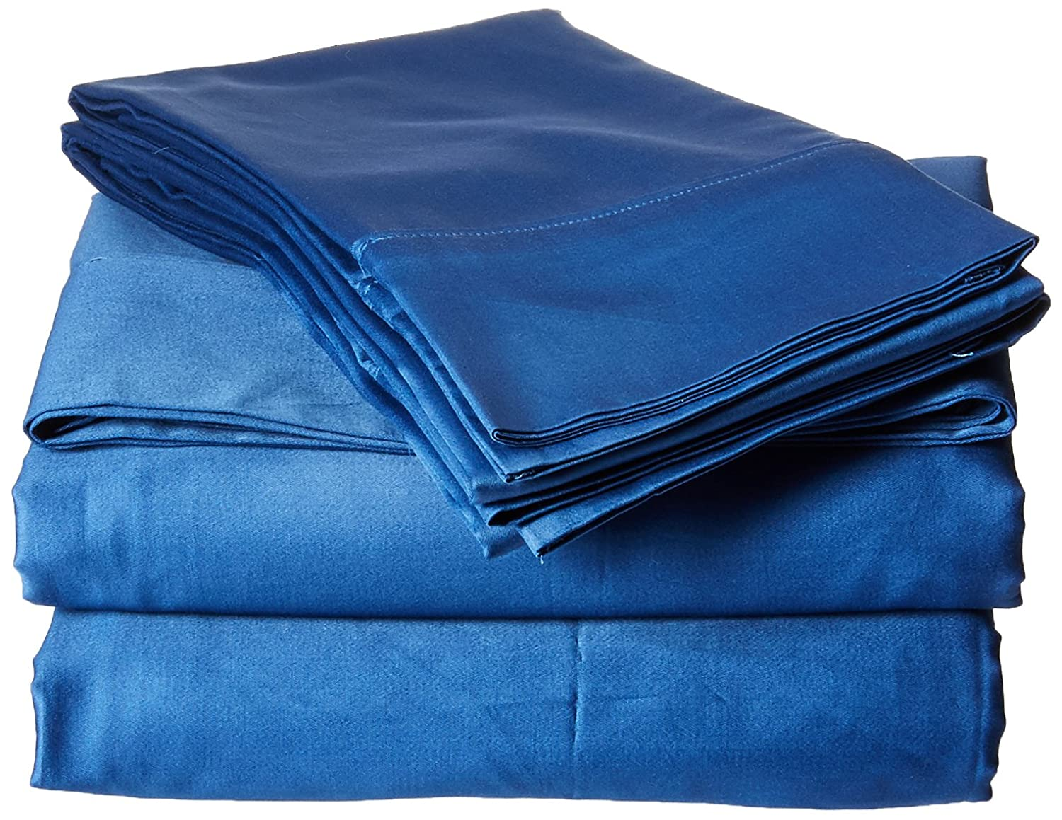 300TC Cotton Solid Color Sheet Set by Fiesta Bedding