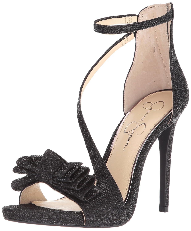 Jessica Simpson Women's Remyia2 Pump B072YTJF4W 9 B(M) US|Black Glitter