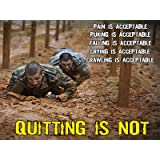 Army Poster US Army Poster Army Motivation 18X24 (ARMY68)