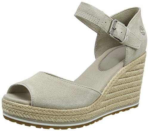 Timberland Nice Coast Suede Strap, Ciabatte Donna