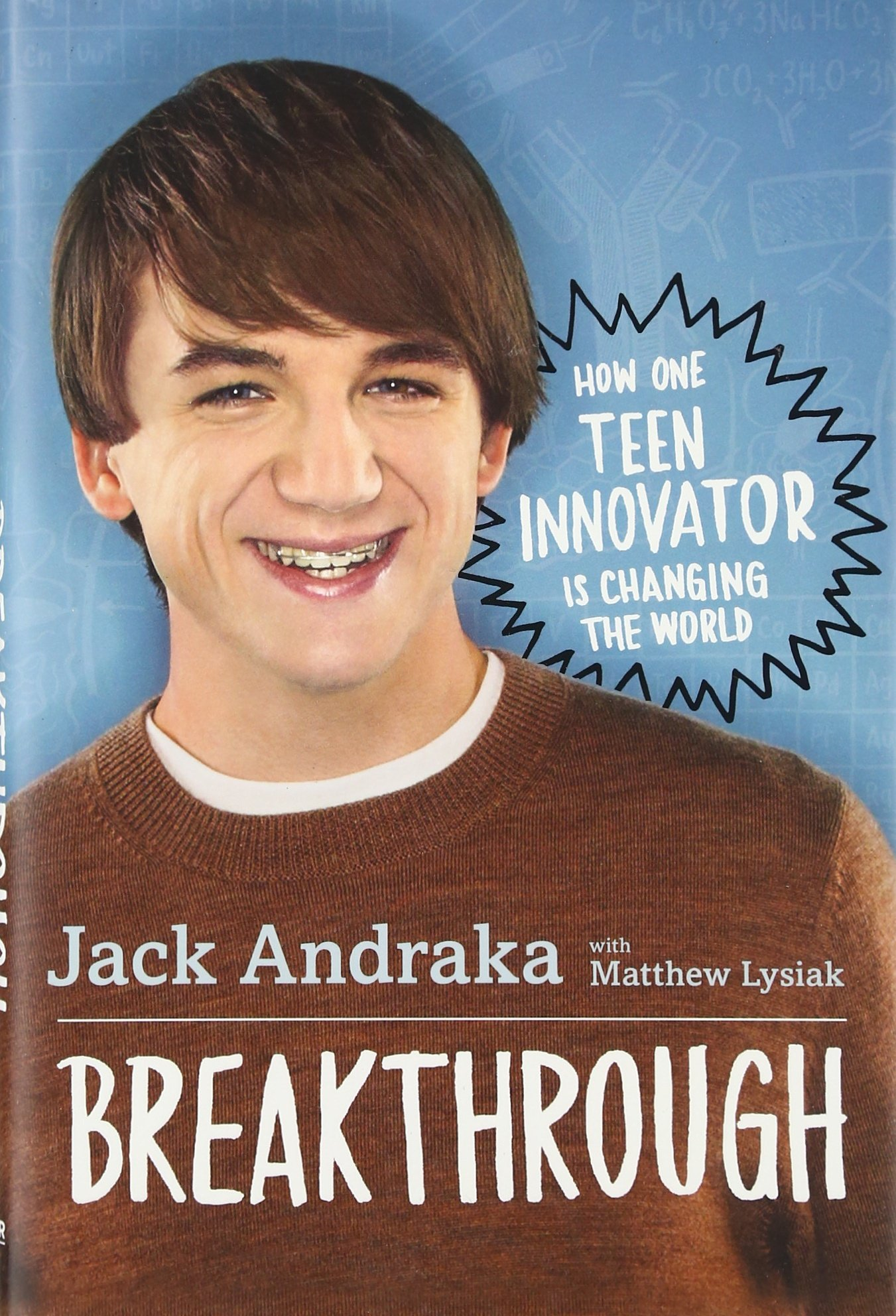 Breakthrough Teen Innovator Changing World product image