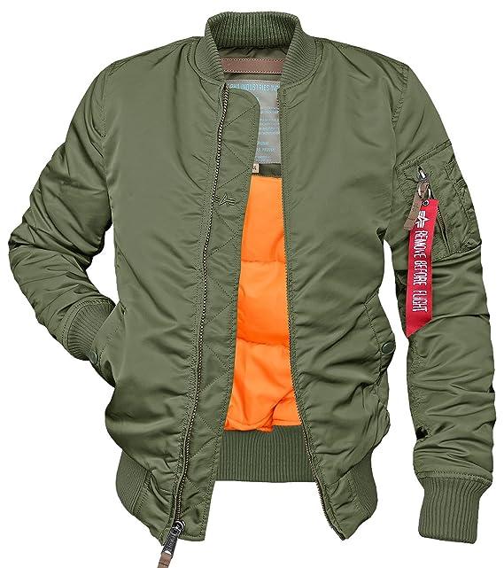 Alpha Industries MA 1 VF 59 Women's Blouson Bomber Jacket