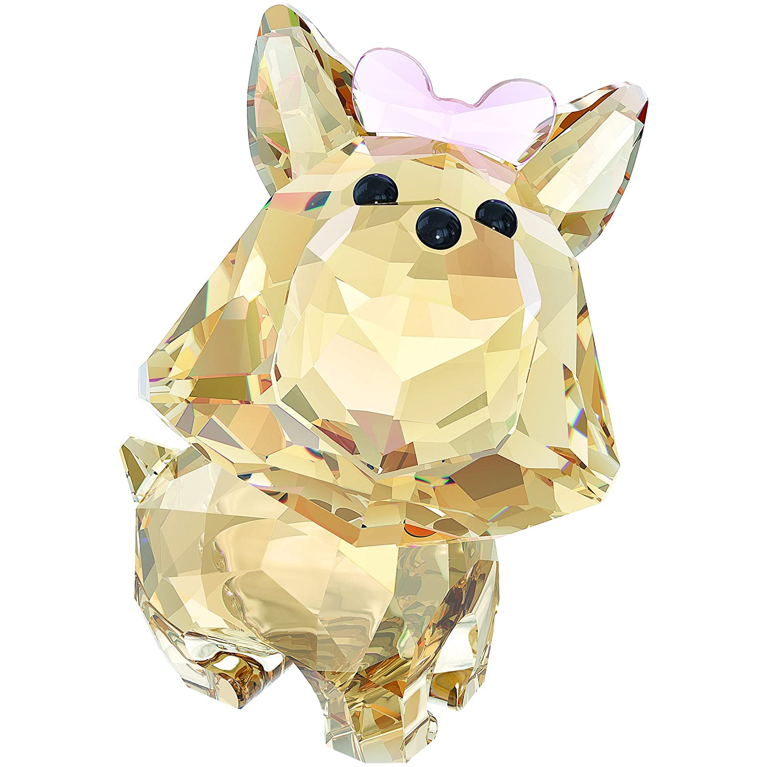 Swarovski Puppy Figurine, Dixie The Yorkshire Terrier