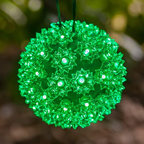wintergreen lighting led starlight sphere led light ball sphere light christmas light ball