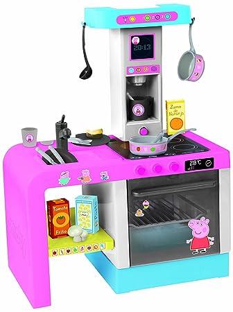 Peppa Pig - Cocina de juguete (Simba): Amazon.es: Juguetes y juegos