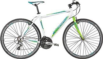 Bicicleta Híbrida Bikesport TEMPO RACE 28 pulgadas Aluminio ...
