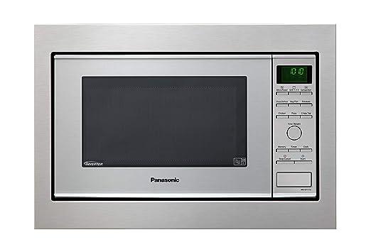 Panasonic NN-CF771 - Microondas Horno con Grill Combinado ...