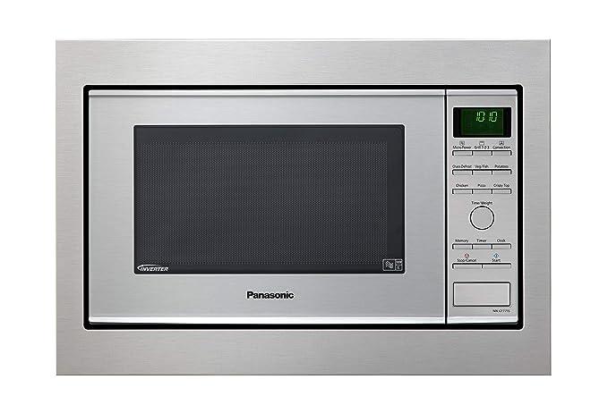 Panasonic NN-GD 462 MEPG - Microondas (1000W, 31 litros), color ...