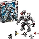 LEGO Marvel Avengers War Machine Buster 76124...